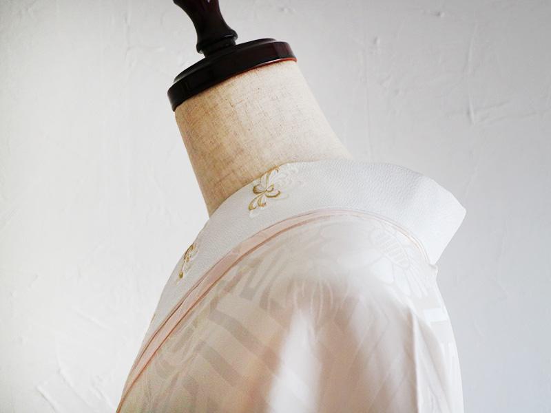 長襦袢・衣紋抜きすぎ