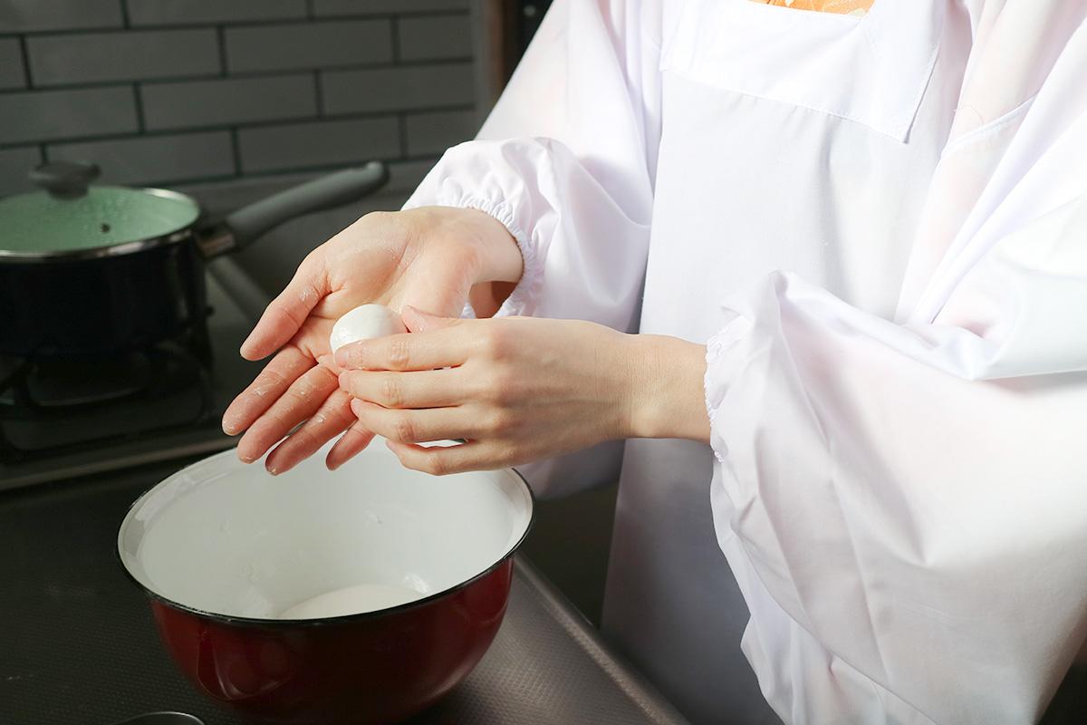 お汁粉の作り方